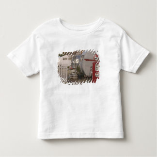 USA, Arizona, Bisbee: Shady Dell Motel, All Toddler T-Shirt