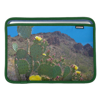 USA, Arizona. Cactus In The Hills Sleeve For MacBook Air