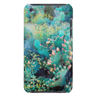 USA, Arizona. Cactus On The Hill iPod Touch Cover