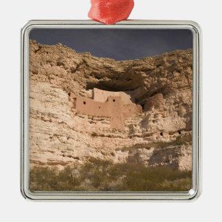 USA, Arizona, Camp Verde: Montezuma Castle Christmas Ornament