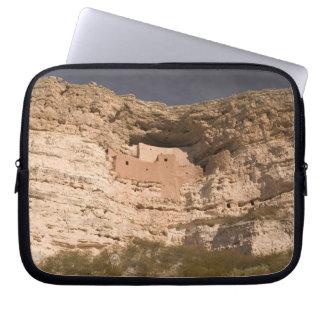 USA, Arizona, Camp Verde: Montezuma Castle Laptop Sleeve
