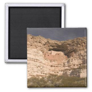 USA, Arizona, Camp Verde: Montezuma Castle Magnet