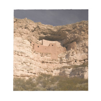 USA, Arizona, Camp Verde: Montezuma Castle Notepad