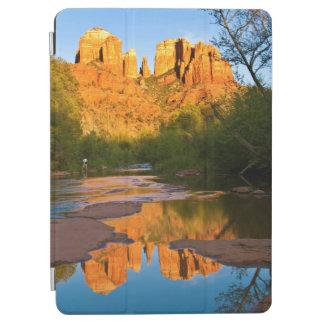 USA, Arizona. Cathedral Rock At Sunset iPad Air Cover