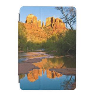 USA, Arizona. Cathedral Rock At Sunset iPad Mini Cover