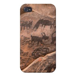 USA, Arizona, Coconino National Forest, Palatki iPhone 4 Cover