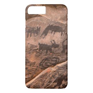 USA, Arizona, Coconino National Forest, Palatki iPhone 8 Plus/7 Plus Case