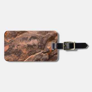 USA, Arizona, Coconino National Forest, Palatki Luggage Tag