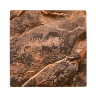 USA, Arizona, Coconino National Forest, Palatki Wood Coaster