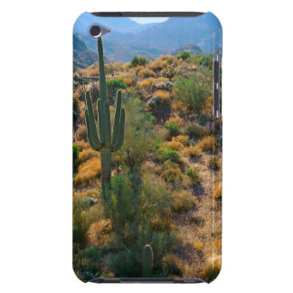 USA, Arizona. Desert View iPod Case-Mate Case