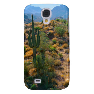 USA, Arizona. Desert View Galaxy S4 Case