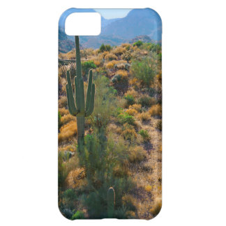 USA, Arizona. Desert View iPhone 5C Case