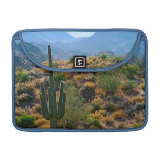 USA, Arizona. Desert View Sleeve For MacBooks