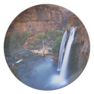 USA, Arizona, Grand Canyon, Havasu Falls Plate