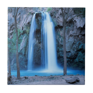 USA, Arizona, Grand Canyon, Havasupai Indian Small Square Tile