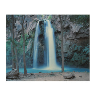 USA, Arizona, Grand Canyon, Havasupai Indian Wood Wall Art