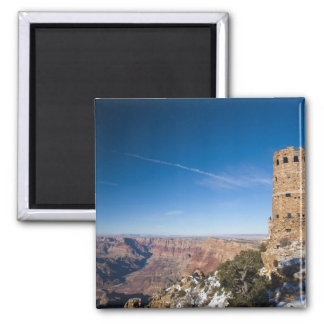 USA, Arizona, Grand Canyon National Park. Desert Magnet