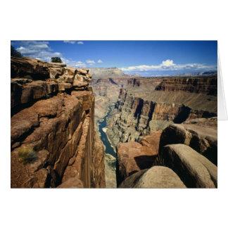 USA, Arizona, Grand Canyon National Park, Greeting Card