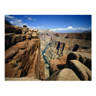 USA, Arizona, Grand Canyon National Park, Postcard