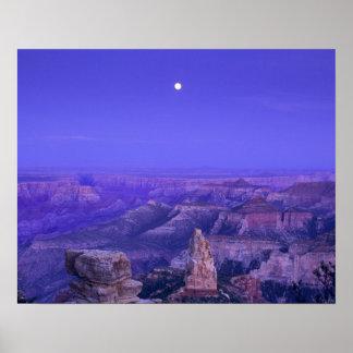 USA, Arizona, Grand Canyon National Park. Poster