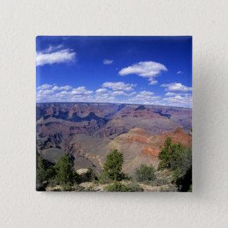 USA, Arizona, Grand Canyon National Park, South 15 Cm Square Badge
