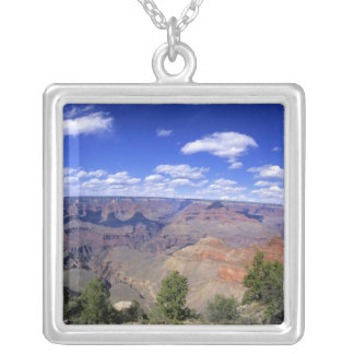 USA, Arizona, Grand Canyon National Park, South Silver Plated Necklace
