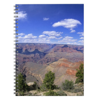 USA, Arizona, Grand Canyon National Park, South Spiral Notebook