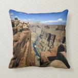 USA, Arizona, Grand Canyon National Park Throw Cushions