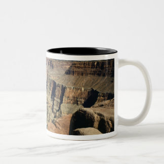 USA, Arizona, Grand Canyon National Park, Two-Tone Coffee Mug