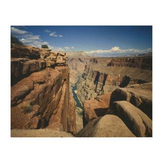 USA, Arizona, Grand Canyon National Park Wood Wall Decor