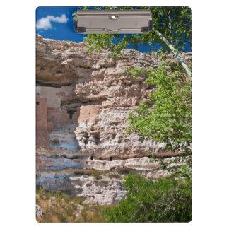 USA, Arizona. Montezuma Castle, The Ruins Clipboard