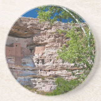 USA, Arizona. Montezuma Castle, The Ruins Coaster