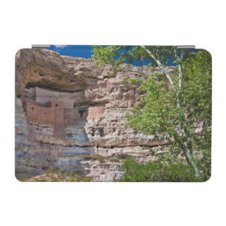 USA, Arizona. Montezuma Castle, The Ruins iPad Mini Cover