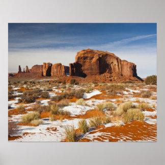 USA, Arizona, Monument Valley Navajo Tribal Poster