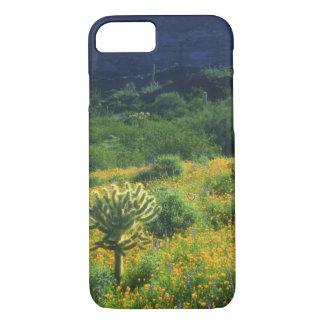 USA, Arizona, Organ Pipe Cactus National iPhone 8/7 Case