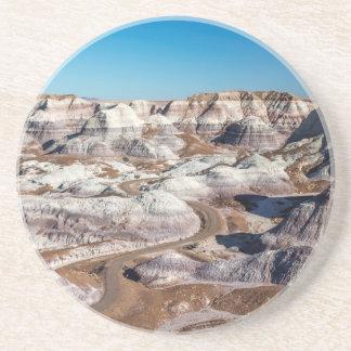 USA, Arizona, Petrified Forest National Park Coaster