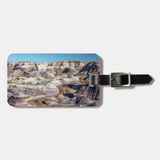USA, Arizona, Petrified Forest National Park Luggage Tag