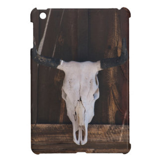 USA, Arizona. Skull On A Shop Wall Case For The iPad Mini