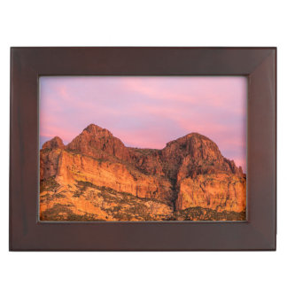 USA, Arizona, Tonto National Forest, Picketpost Keepsake Box