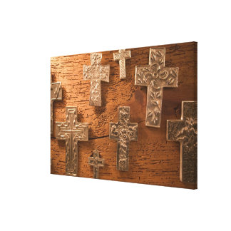 USA, Arizona, Tubac: South Arizona's Premier 3 Canvas Print