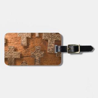 USA, Arizona, Tubac: South Arizona's Premier 3 Luggage Tag