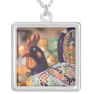 USA, Arizona, Tubac: South Arizona's Premier 4 Silver Plated Necklace