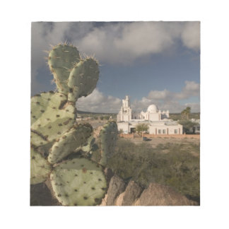 USA, Arizona, Tucson: Mission San Xavier del Bac 2 Notepad