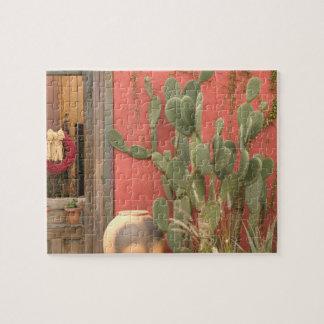 USA, Arizona, Tucson: Presidio Historic District 2 Jigsaw Puzzle