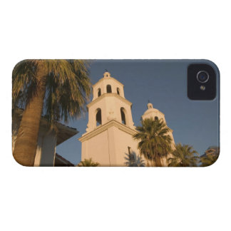 USA, Arizona, Tucson: St. Augustine Cathedral iPhone 4 Case-Mate Cases