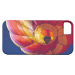 USA, Arizona, Val Vista. A colourful hot-air Case For The iPhone 5