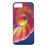 USA, Arizona, Val Vista. A colourful hot-air iPhone 7 Case