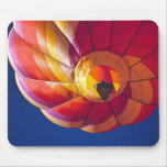 USA, Arizona, Val Vista. A colourful hot-air Mouse Pad