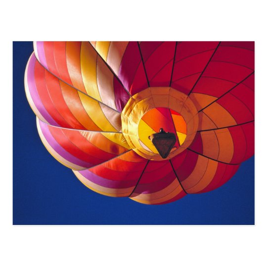 USA, Arizona, Val Vista. A colourful hot-air Postcard