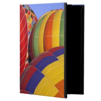 USA, Arizona, Val Vista. Colorful hot-air iPad Air Cases